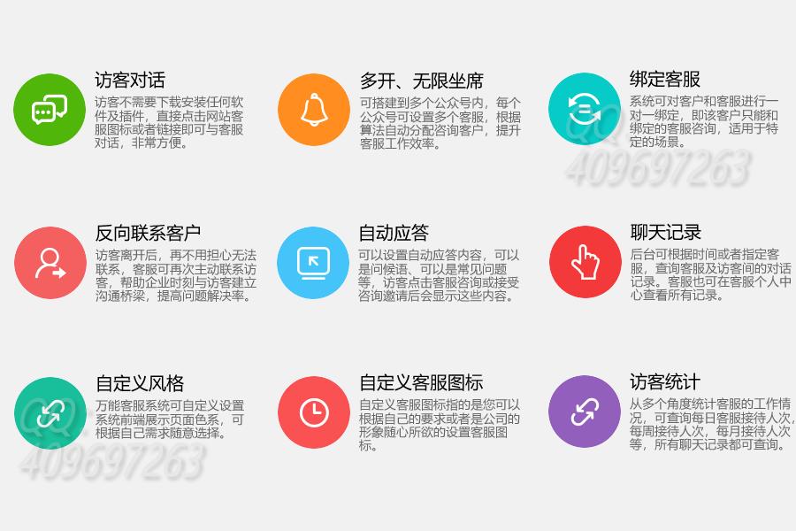 wq模块聚合客服28.0.0+PC端-渔枫源码分享网