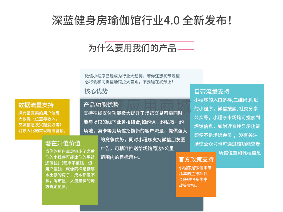 wq模块深蓝健身房瑜伽馆行业4.12.0小程序-渔枫源码分享网